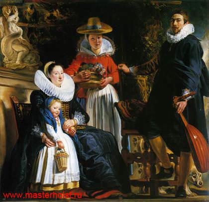 87 Семейный портрет