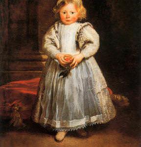93сн Детский портрет