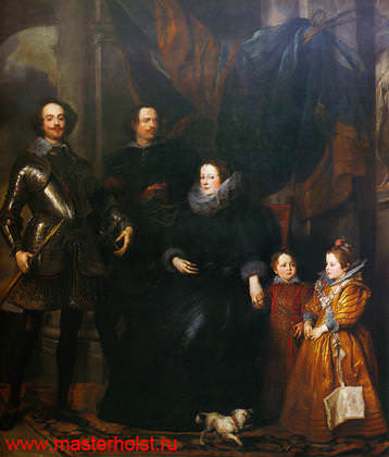 88 Семейный портрет