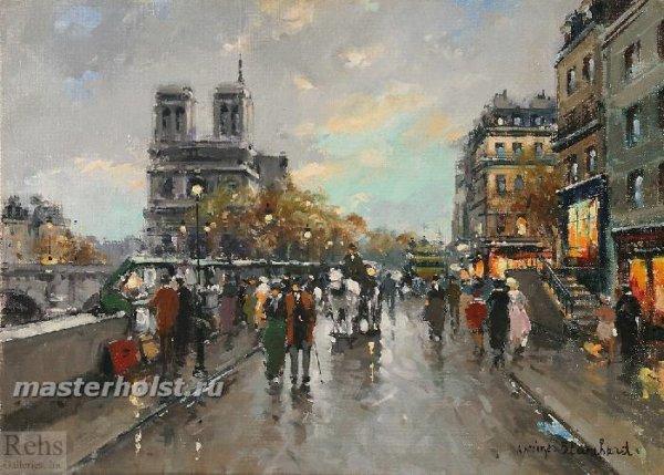 082 Париж