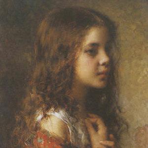 96сн Детский портрет