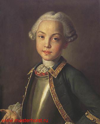 97сн Детский портрет