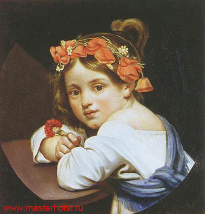 98сн Детский портрет