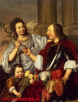 92 Семейный портрет