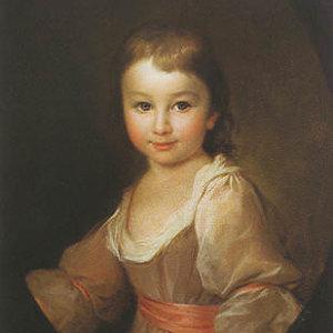 99сн Детский портрет