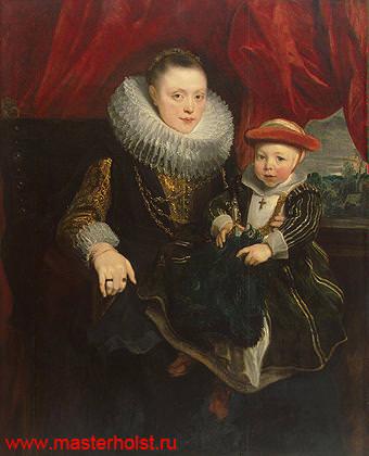 94 Семейный портрет