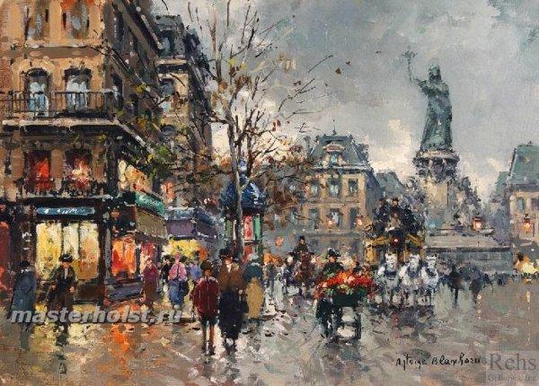 087 Париж