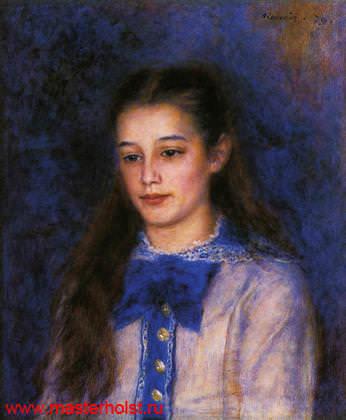 103сн Детский портрет