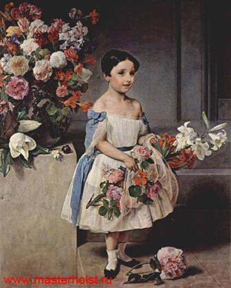 104сн Детский портрет