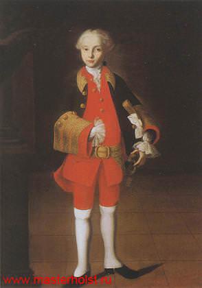 105сн Детский портрет