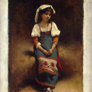 108сн Детский портрет