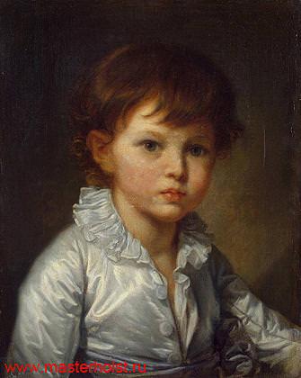 109сн Детский портрет