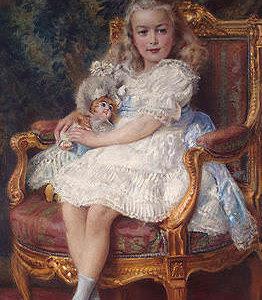 110сн Детский портрет