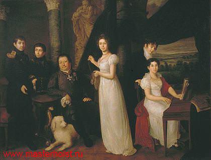 107 Семейный портрет