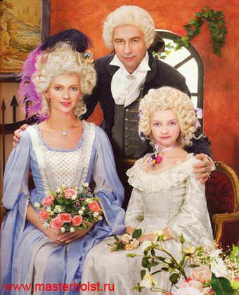 12 Семейный портрет