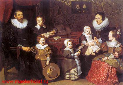 115 Семейный портрет