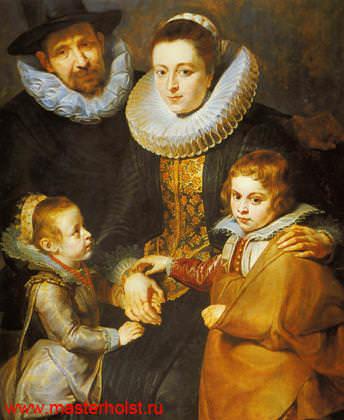 116 Семейный портрет