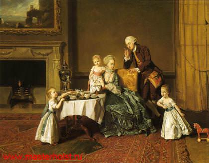 118 Семейный портрет