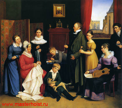 120 Семейный портрет