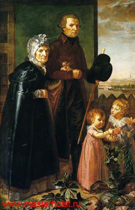 123 Семейный портрет