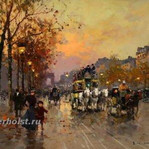122 Париж