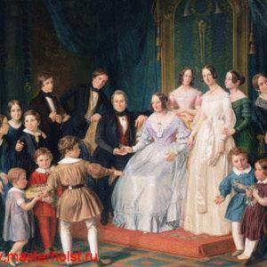 141g Семейный портрет
