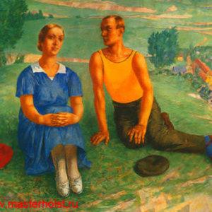 148g Семейный портрет