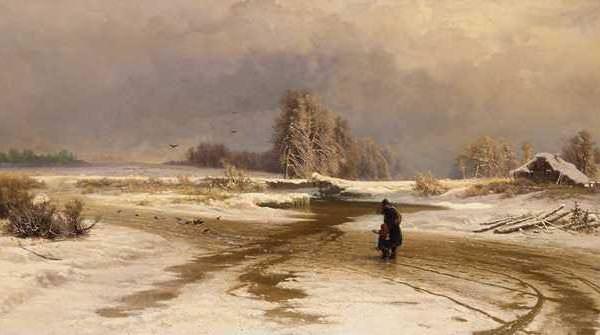 157 Васильев, Ф.А. Оттепель