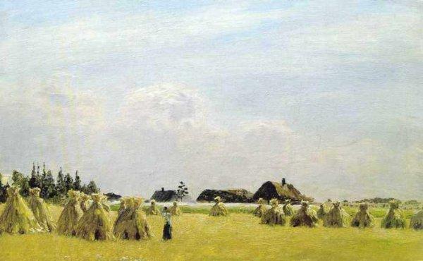 169 Дубовской, Н Н.Сжатое поле