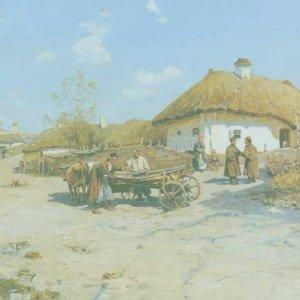 174 Васильковский С,Околица