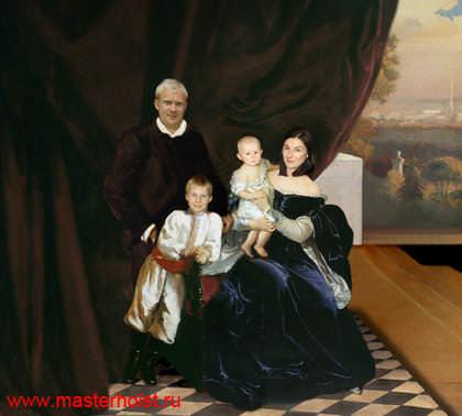 22 Семейный портрет