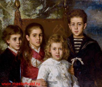 27 Семейный портрет