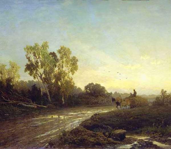318 Пейзажи