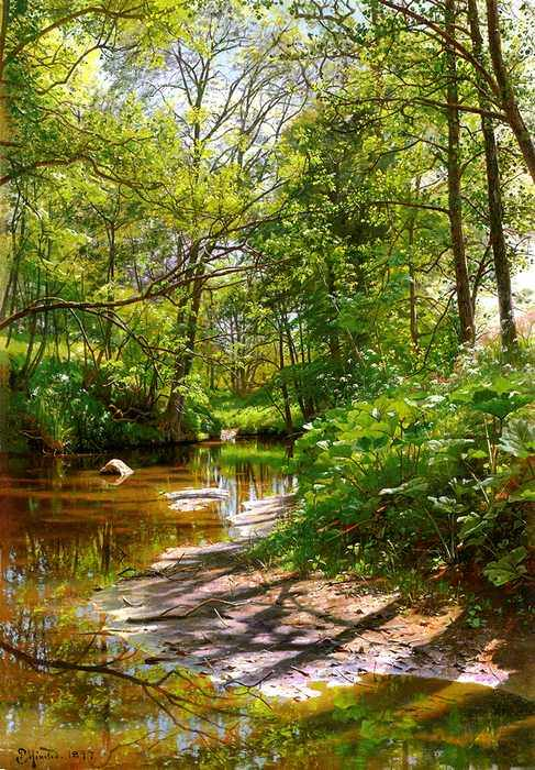 358 PederMorkMonsted_ARiverLandscape_1
