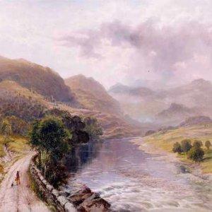 361 William H. Mander - A Welsh River Valley