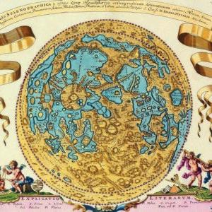 005 Старинные карты мира
