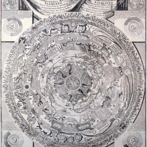 003 Старинные карты мира