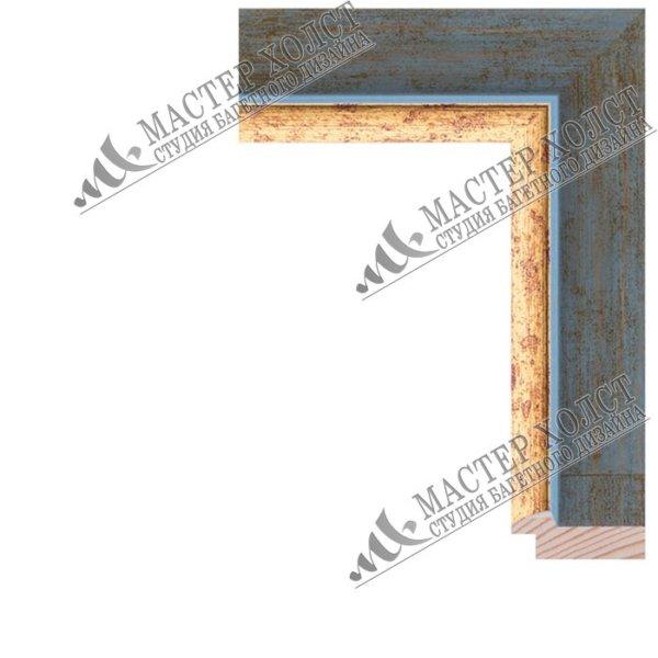 Деревянный багет для картин 395-01