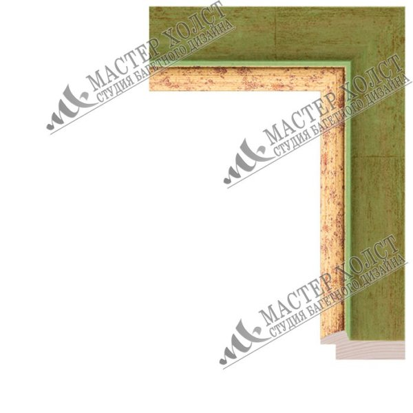 Деревянный багет для картин 395-02