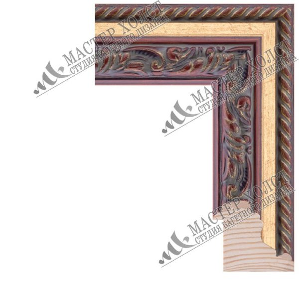 Деревянный багет для картин 408-02