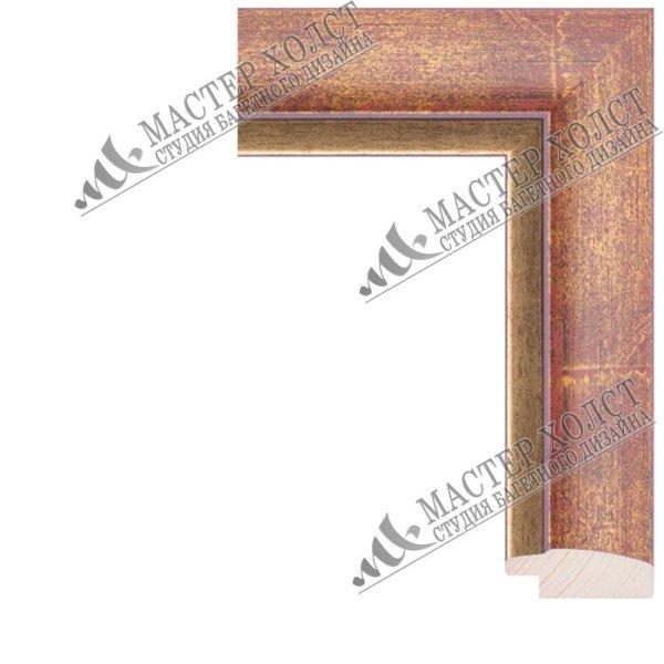 Деревянный багет для картин 410-02