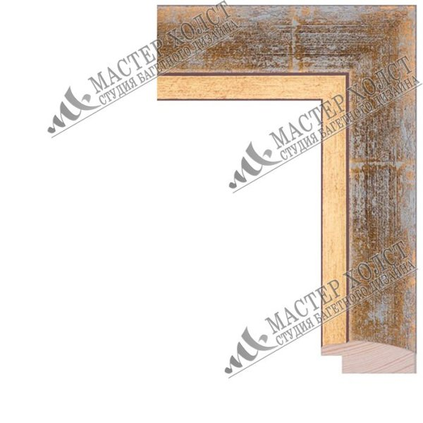 Деревянный багет для картин 410-08