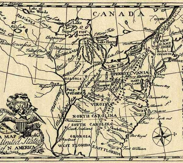 071 Старинные карты мира