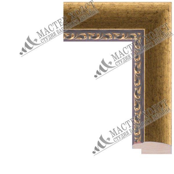 Деревянный багет для картин 411-9-91