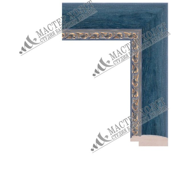Деревянный багет для картин 411-M814P-1-83