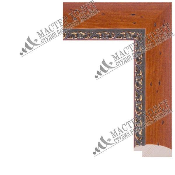 Деревянный багет для картин 411-M893P-9-83