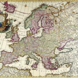 037 Старинные карты мира
