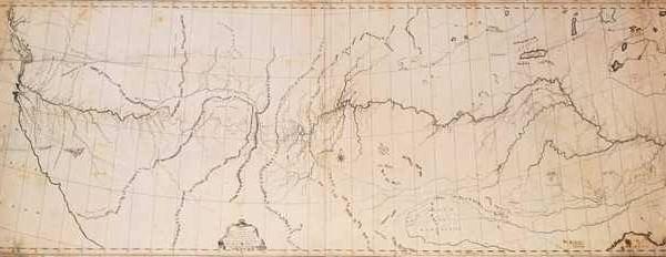 069 Старинные карты мира