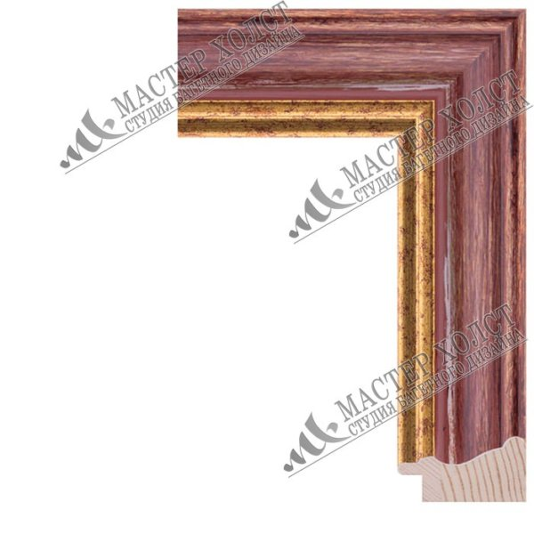 Деревянный багет для картин 440-01