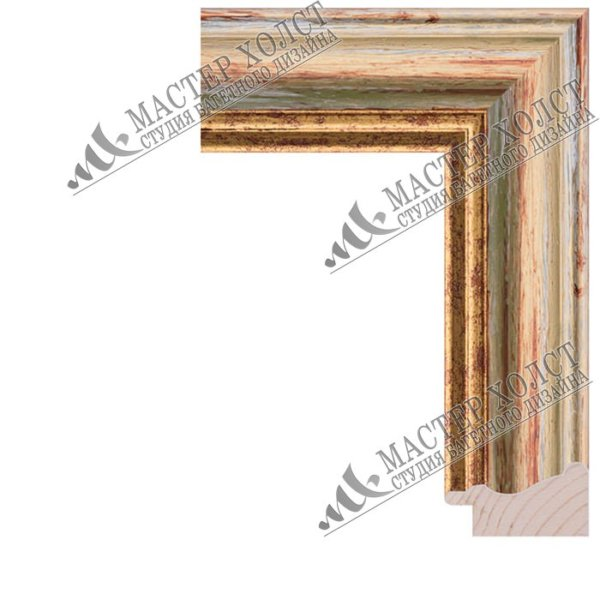 Деревянный багет для картин 440-02
